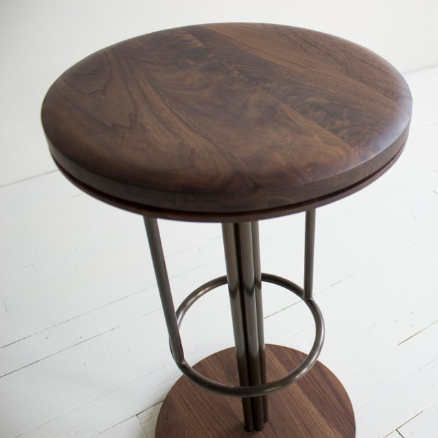 Inez Bar and Counter Stool For Sale In Baltimore - Image 6 of 10
