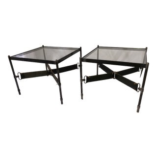 Casamidy Equis Side Tables - a Pair For Sale