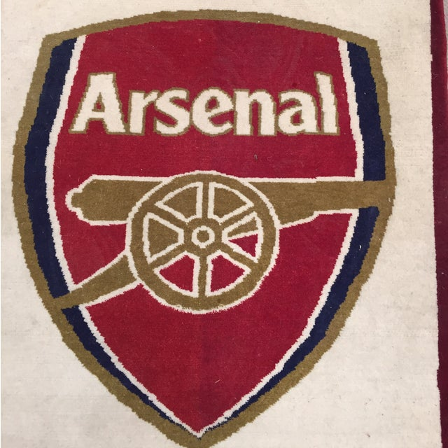 "Arsenal Hand Made Persian Rug - 1'11"" x 1'8"" - Image 4 of 9"