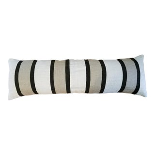 Classic Striped Body Pillow