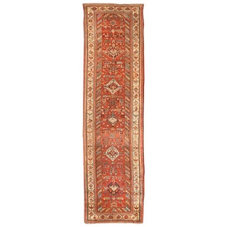 Antique 19th Century Caucasian Runner For Sale