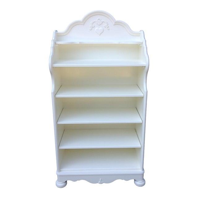 Lexington White Painted Bookcase - Image 1 of 5