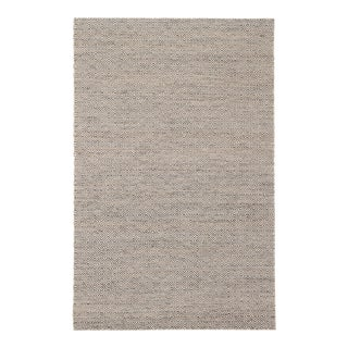 Jaipur Living Wales Natural Geometric Gray/ White Area Rug - 8′ × 10′ For Sale