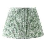 "Fern in Moss 10"" Lamp Shade, Green"