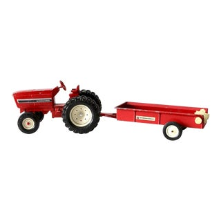 Vintage Toy Tractor For Sale
