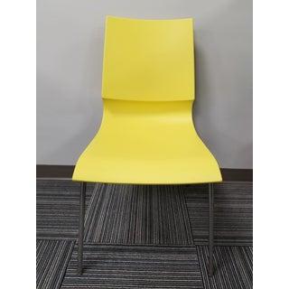 Marco Maran Yellow Ricciolina Chair - a Pair Preview