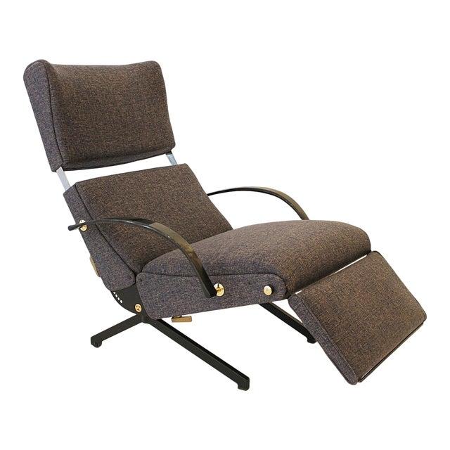 Lounge Chair P40 by Osvaldo Borsani for Tecno For Sale