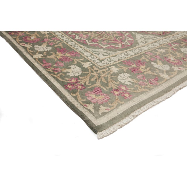 Made in Pakistan. The Turkish city of Oushak was a major rug production center during the Ottoman Empire and through the...