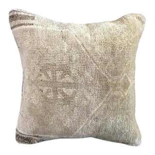 Turkish Antique Bohemian Pillow Case For Sale