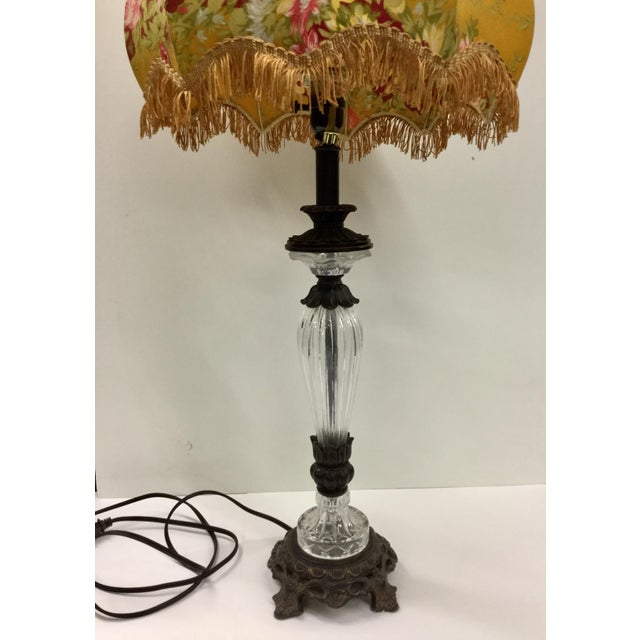 This lamp was born because of the French Shade from the 1930s. The shade is such a cool shape. If you ever tire of the...