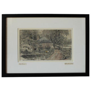 Drawing Dated September, 1879 For Sale
