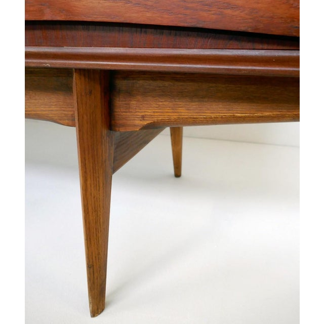 """1950s """"Paola"""" Sideboard by Oswald Vermaercke for V-Form - 1950s For Sale - Image 5 of 7"""