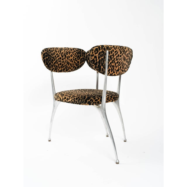 Hollywood Regency 1960s Vintage Shelby Williams Futuristic Chair For Sale - Image 3 of 10