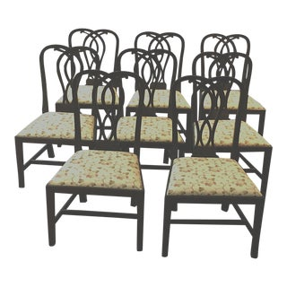 Kittinger Dining Chairs - Set of 8 For Sale