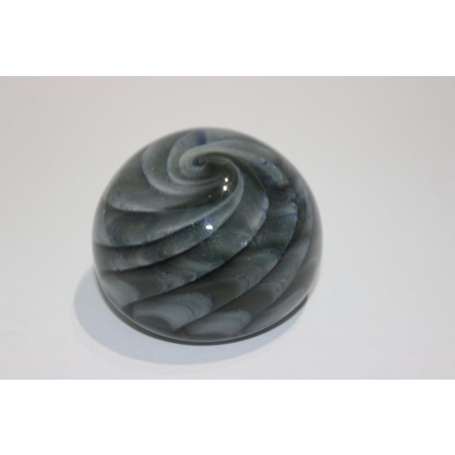 Mid 20th Century Mid-Century Modern Paper Weight by Tennesee's Irving J Slotchiver For Sale - Image 5 of 12
