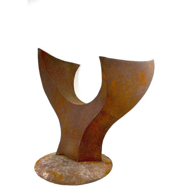 Brutalist Brutalist Sculpture by Noted Artist Jack Hemenway For Sale - Image 3 of 13