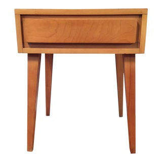 Conant Ball Russel Wright Leslie Diamond Mid-Century Side Table