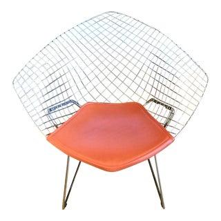 Knoll Diamond Chair For Sale