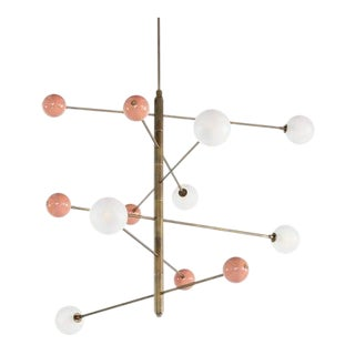 """Orbital"" Chandelier For Sale"