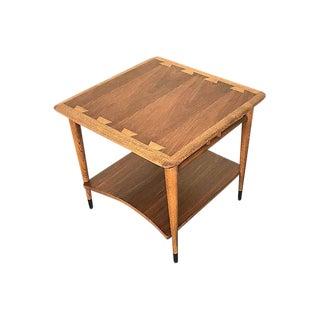 Lane Acclaim Mid-Century Modern Corner Table