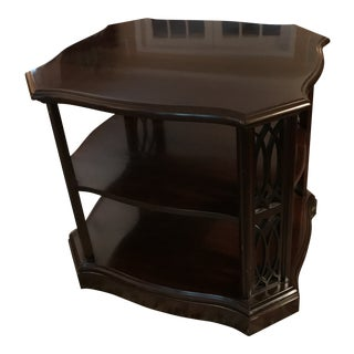 Stickley Traditional End Table For Sale