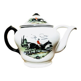 Maling New Castle on Tyne Teapot