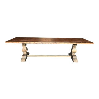 Arhaus Kensington Dining Table For Sale