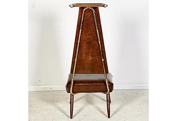 Vintage 1960s Gentlemanu0027s Bedroom Valet For Sale   Image 4 ...