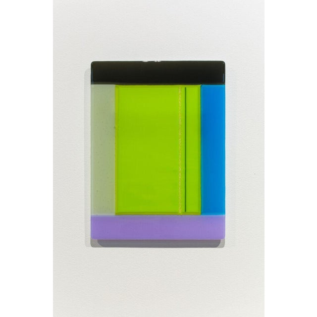 Ceramic Amy Cushing, Memphis Color Studies, Uk, 2016 For Sale - Image 7 of 9