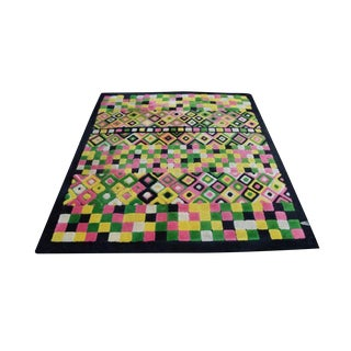 Colorful Edward Fields Rug - 8' x 9'