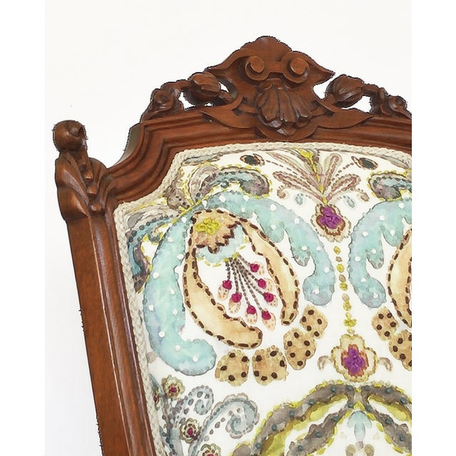 Victorian Parlor Side Chair - Image 5 of 6