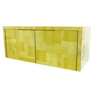 Paul Evans Cityscape Wall Hanging Credenza