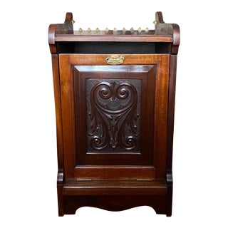 19th Century Victorian Coal Hod For Sale