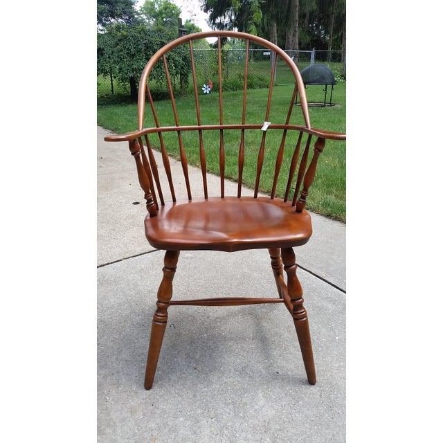 Awesome Spindle Back Windsor Chair Made In Yugoslavia Ocoug Best Dining Table And Chair Ideas Images Ocougorg