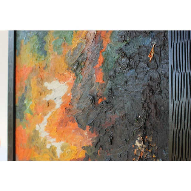 Abstract Landscape by Charles Dix - Image 6 of 6