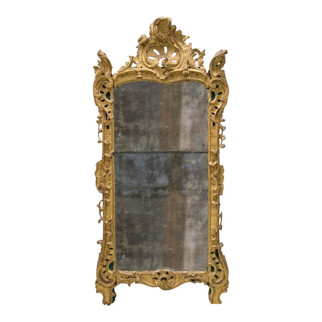 18th Century Louis XV Mirror For Sale - Image 11 of 11