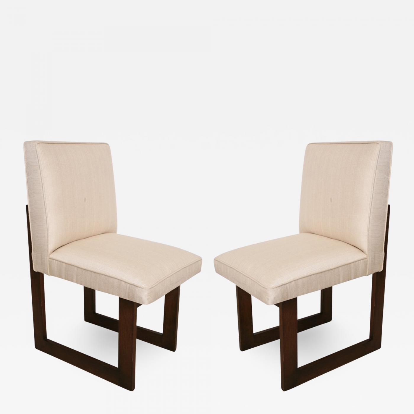 The Frames In Walnut  Illustrated In The Complete Kagan  These Chairs Were  Used For