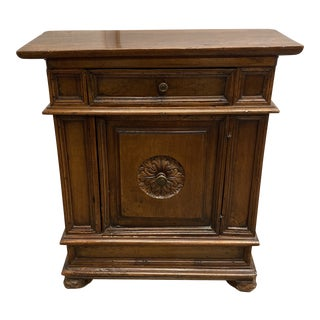Antique Early 20th Century European Console Cabinet For Sale