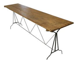 Image of Industrial Console Tables
