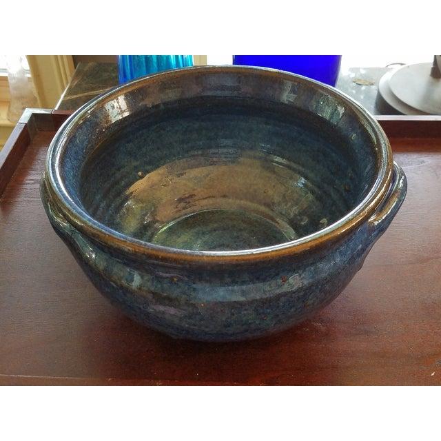 Saint Amand en Puisaye Les Bleus Bowl - Image 6 of 8