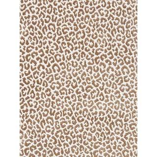Scalamandre Panthera Velvet, Sable Fabric Preview
