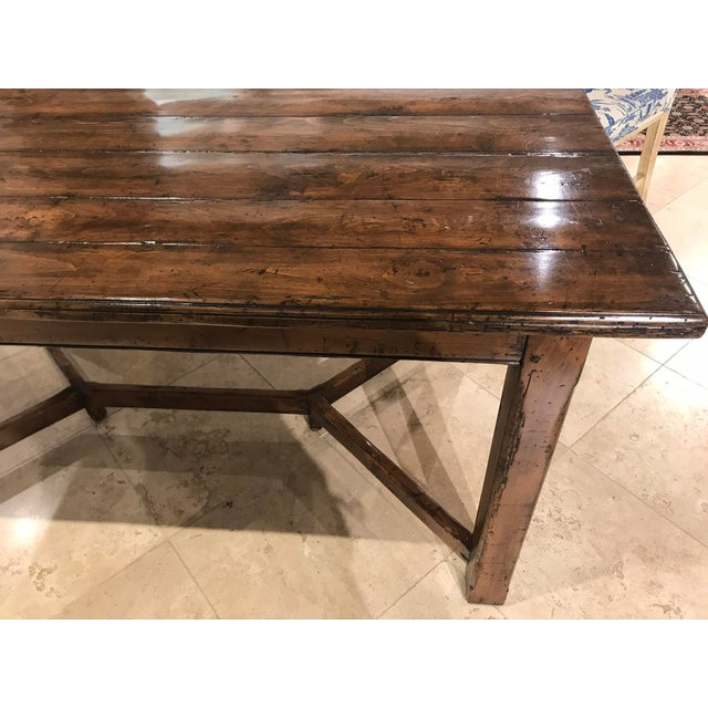 Chaddock Guy Chaddock Wood Dining Table For Sale - Image 4 of 12