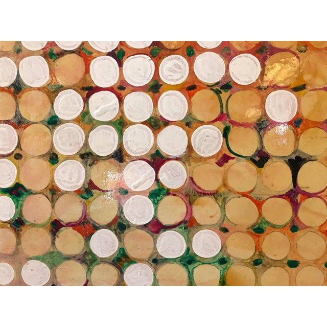 """Alan Fulle """"Fruit Farm"""" Expansive Maximalist Painting, 2004 For Sale - Image 4 of 11"""