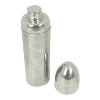 1990s Vintage Steel Bullet Shaker