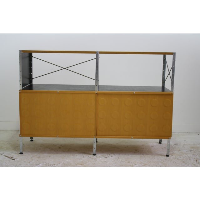 Eames Herman Miller Storage Unit 2x2 - 19 Avail. - Image 2 of 8