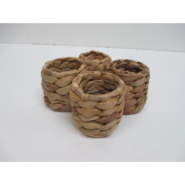 Seagrass Napkin Holders Size 2 x 2 x 2.5
