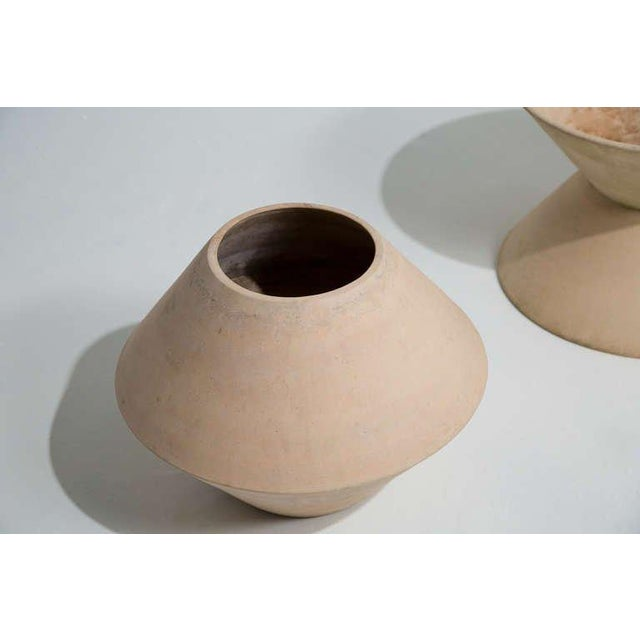 PAIR OF LA GARDO TACKETT PLANTERS FOR ARCHITECTURAL POTTERY, 1960S - Image 4 of 9