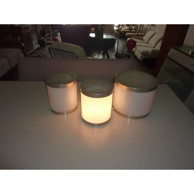 1966 Italian Table Lamps - Set of 3 - Image 4 of 4