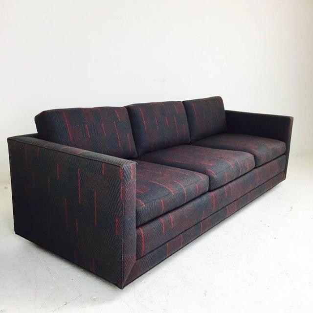Martin Brattrud Tuxedo Sofa - Image 4 of 5