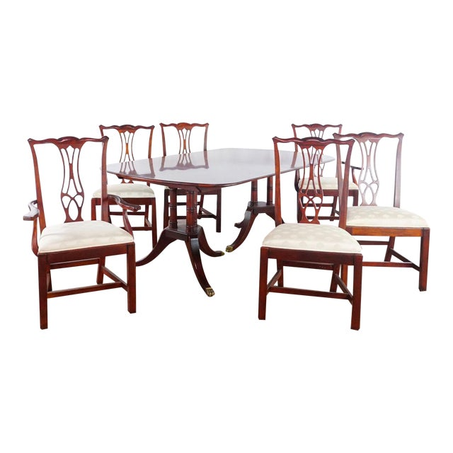 Drexel Heritage Dining Set- 7 Pieces